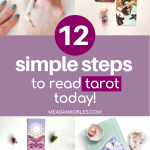 12 SImple Steps to read tarot today