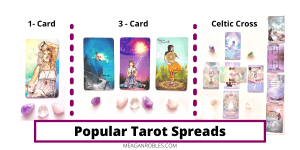 Popular Tarot Spreads- Meaganrobles.com